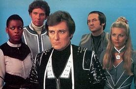 The crew of Scorpio