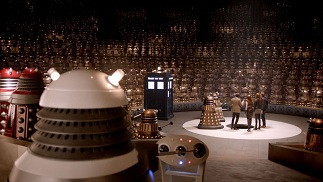 Parliament of the Daleks