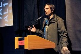 Jon at the Sundance Festival