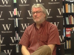 Iain M Banks in Edinburgh