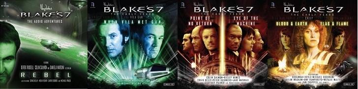 Blake's 7 audio adventures
