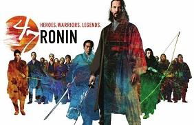 2014_47 ronin poster