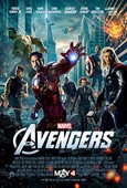 The Avengers US poster