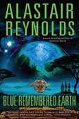 Blue Remembered Earth - US