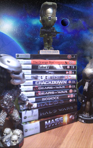 Spot the legitimate sci-fi epics?