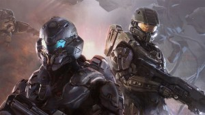 Spartan Locke and Master Chief