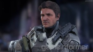 Nathan Fillion as Buck