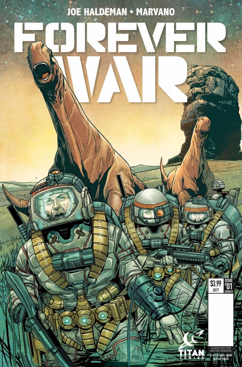 the forever war tauran