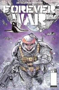 Issue #1 cover variant by Steve Kurth